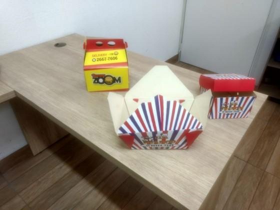 Caixa Delivery para Frango Itapevi - Caixa Comida Delivery