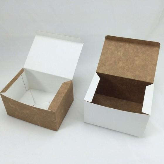 Caixa para Comida Delivery Valor Vila Matilde - Caixa de Delivery para Esfiha