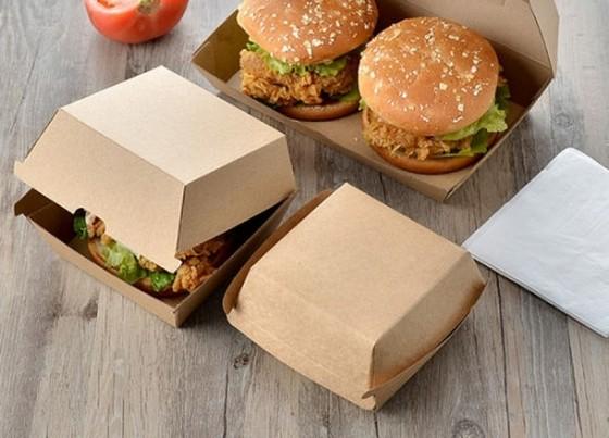 Embalagem para Hambúrguer Personalizada Valor Gopoúva - Embalagem Hambúrguer Personalizada