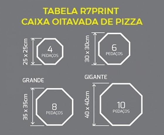 Embalagem para Pizza Brotinho Franco da Rocha - Embalagem de Pizza Personalizada