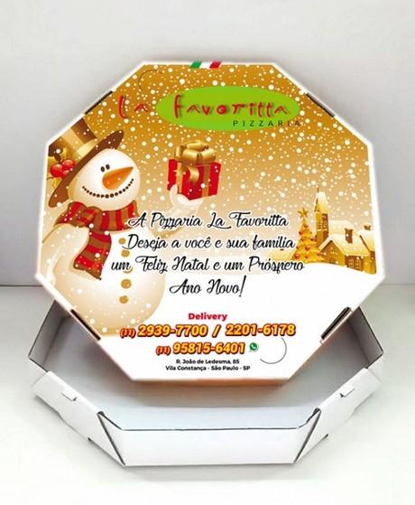 Embalagem Pizza Preço Cachoeirinha - Embalagem Caixa de Pizza