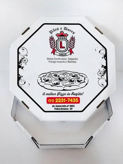 Embalagens para Pizza Brotinho Vila Esperança - Embalagem para Pizza
