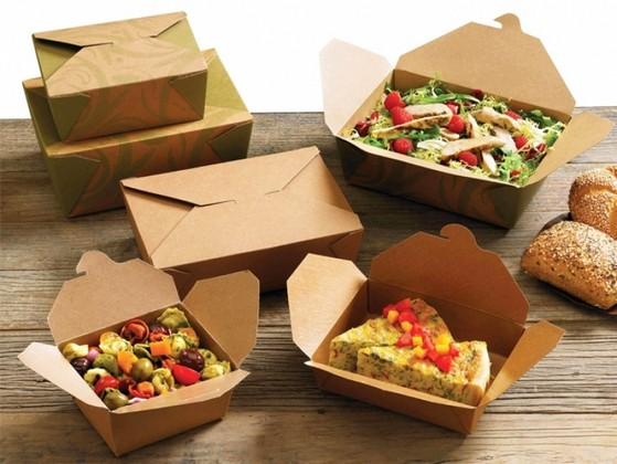 Empresa Que Faz Embalagem Personalizada para Fast Food Parque Cecap - Embalagem Hambúrguer Personalizada