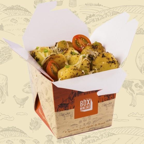 Onde Compro Caixa Delivery para Batata Imirim - Caixa Delivery Hambúrguer