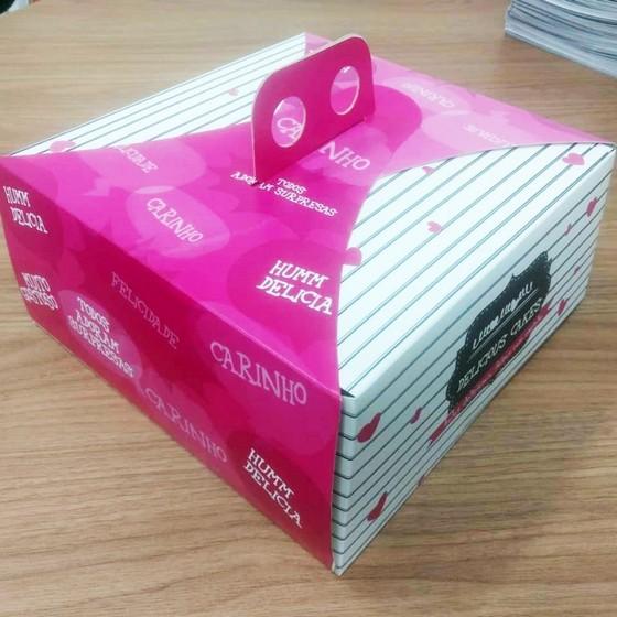 Onde Compro Caixa Delivery Personalizada Jaçanã - Caixa Box Delivery