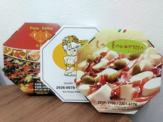 Quanto Custa Embalagem de Pizza Monte Carmelo - Embalagem Pizza