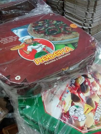Quanto Custa Embalagem para Pizza Brotinho Cidade Tiradentes - Embalagem Pizza