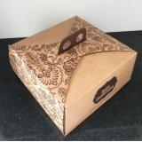 caixa bolo personalizada preços Ponte Rasa