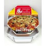 caixa de entregar pizza para comprar Ponte Rasa