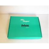 caixa embalagem personalizada Santana