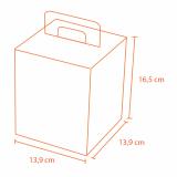 caixa panetone personalizada Jardim Guarapiranga