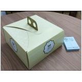 caixa personalizada embalagem Parque Anhembi