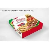 caixa pizza quadrada para comprar Vila Prudente