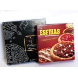 comprar embalagem para pizza personalizada Jardim Japão
