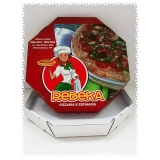 embalagem para pizza preço Francisco Morato