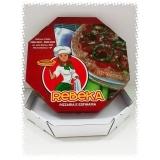 embalagem para pizza preço Tatuapé