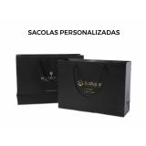 embalagem personalizada valor Vila Augusta