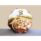 embalagem pizza brotinho preço Jardim Aracília