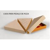 embalagem pizza fatia Vila Esperança