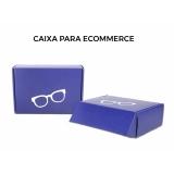 embalagens personalizadas de e-commerce Bom Clima