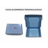 embalagem personalizada de e-commerce