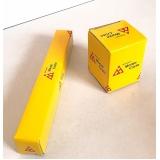 empresa que faz caixa personalizada embalagem Mauá