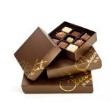 empresa que faz embalagem para chocolate personalizada Macedo