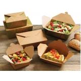 empresa que faz embalagem personalizada para fast food Sorocaba