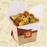 onde compro caixa delivery para batata Lauzane Paulista