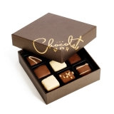 onde faz embalagem para chocolate personalizada Arujá