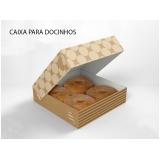onde vende caixa delivery para salgados Cajamar