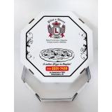 preço de caixa de pizza atacado Cachoeirinha