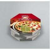 preço de caixa pizza personalizada Parque Peruche