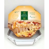 quanto custa embalagem pizza fatia Cotia