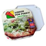 valor de caixa para entregar pizza Água Rasa