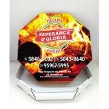 valor de caixa para pizza Casa Verde