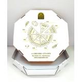 valor de caixa pizza personalizada Jardim Nazaret