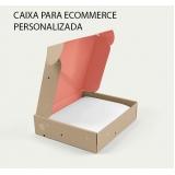 venda de caixa box personalizada Vila Endres